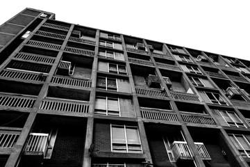 Sheffield Park Hill Estate