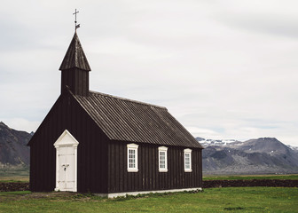 Budir Church, Icleand