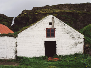 white house in Iceland