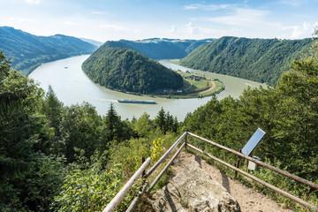 Schlögener Schlinge Donau Oberösterreich