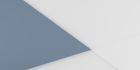 Abstract surface texture minimalism background. Closeup of geometric shape. 3D rendering