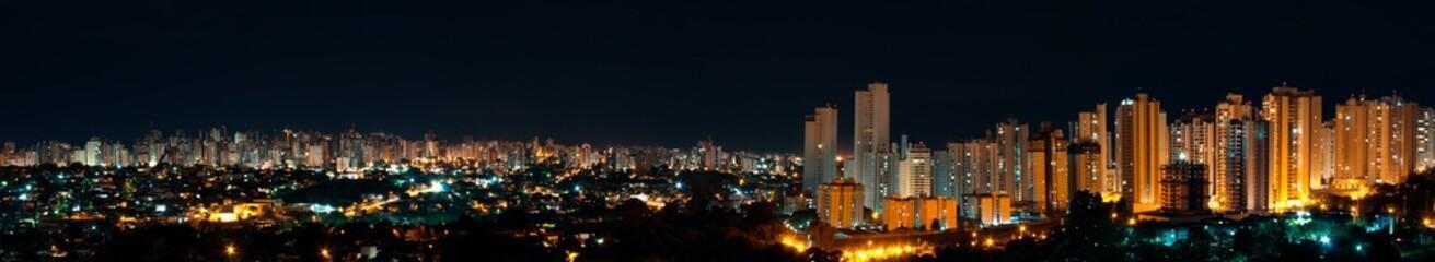 Papiers peints Brésil Panorama noturno - Londrina, PR