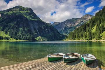Vilsalpsee, Österreich