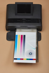 Color management of home printer