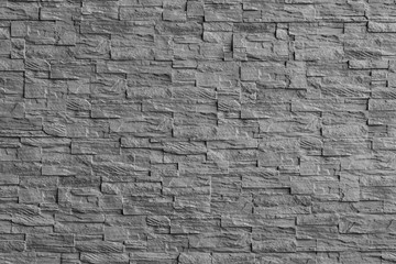 Abstract stone brick wall textured.