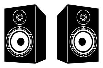 Audio equipment for the music experience. Speaker