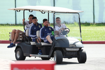 World Cup - Argentina Training