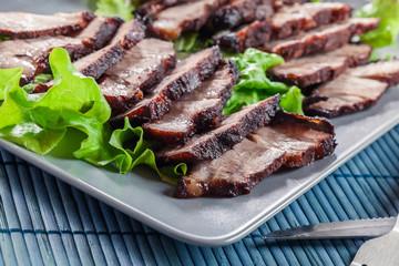 Char Siu Pork - Chinese roasted pork shoulder