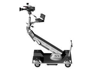 Kamerawagen mit Schwenkarm