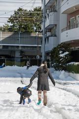 大雪の記録 関東