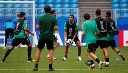 World Cup - Australia Training