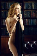 erotic female portrait
