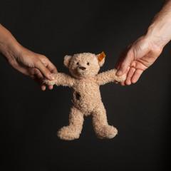 Mama - Papa - Teddybär