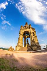 Kaiser Wilhelm Monument, Porta Westfalica, Germany