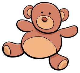 teddy bear cartoon toy clip art