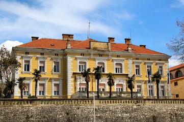 Das Rathaus von Zadar, Kroatien