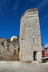 Turm des Stadtkommandanten in Zadar