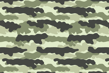 Abstract camouflage pattern. Army background