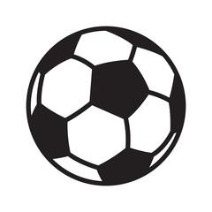 football soccer ball vector logo icon symbol illustration cartoon graphic