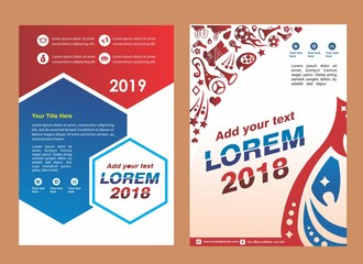 cover, brochure, layout, poster for sport event