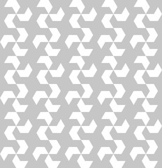 Abstract geometric background gray shapes