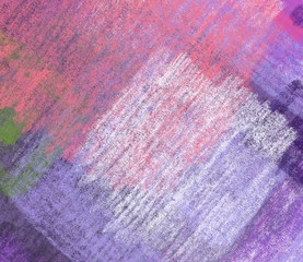 Abstract painting on canvas. Hand made art. Colorful texture. Modern artwork. Strokes of fat paint. Brushstrokes. Contemporary art. Artistic background image.