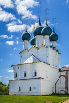 Church of St. Gregory the Theologian, Rostov, Russia