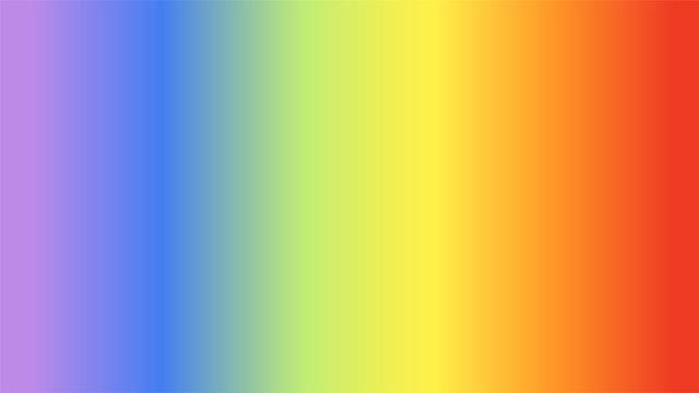 rainbow gradient color background