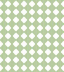 abstraktes, schwarz-grünes Hintergrund Streifenmuster. 2d illustration