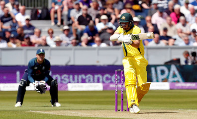 England v Australia - Fourth One Day International