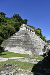 Palenque México Mayas