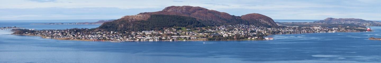 Valderoy Island, Alesund, Norway