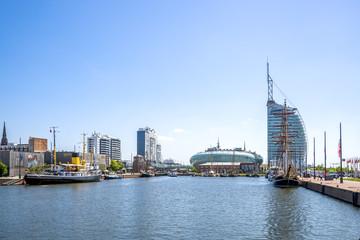 Bremerhaven, Hafenwelten
