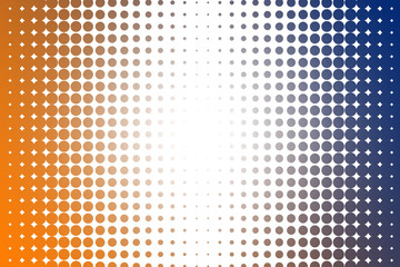 Futuristic abstract gradient background for design.