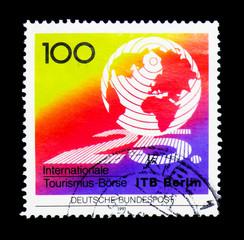 International Tourism Fair Berlin, serie, circa 1991