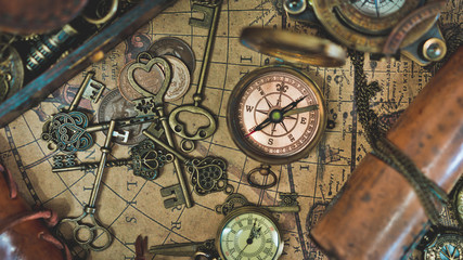 Vintage Compass Collection