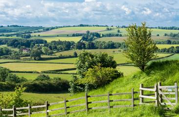 English countryside Fotoväggar