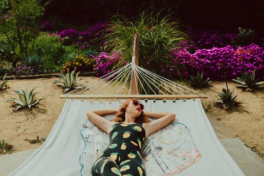 Summer Sun Backyard Shoot