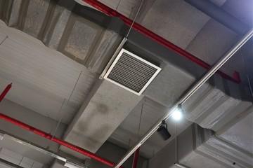 Bare skin ceiling