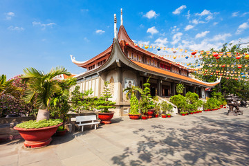 Vinh Nghiem Temple, Ho Chi Minh