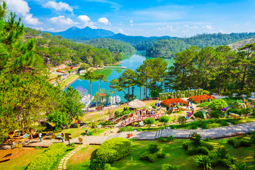 Valley of Love park, Dalat