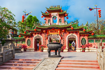 Fukian Assembly Hall, Hoi An