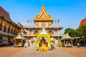 Wat Ounalom temple, Phnom Penh