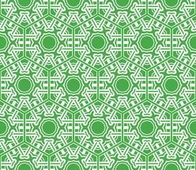 Seamless decorative geometric modern pattern. vector illustration.