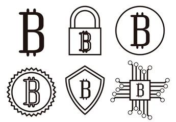 9 Bitcoin Icons