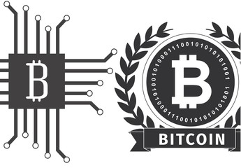 Bitcoin Badge Set