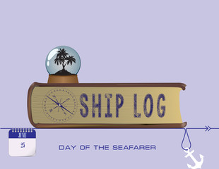 Calendar event Day of Seafarer