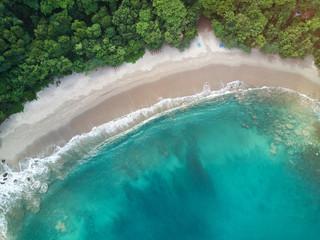 Exotic sunny beach