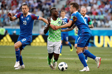 World Cup - Group D - Nigeria vs Iceland