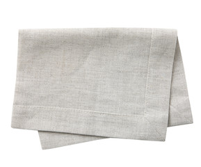 Kitchen towel cloth isolated.